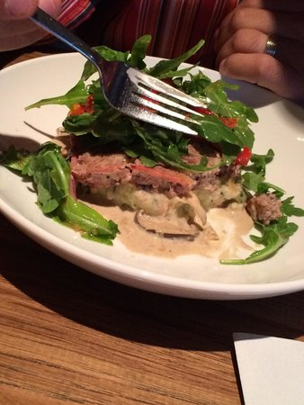 The New Public House: Boar meatloaf