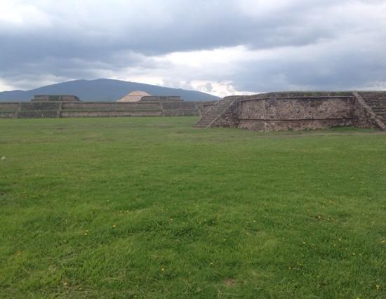Pyramid of the Sun: últimas