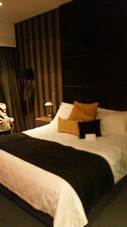 Emporium Hotel: Our room on arrival