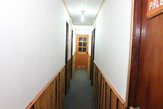 Ruka Pucon Hostel.