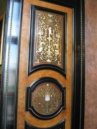Town Hall: Wall panel