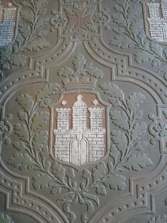 Town Hall: City coat of arms