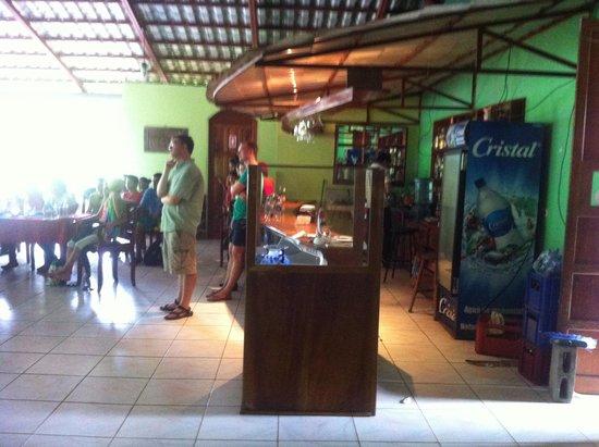 Restaurante Jade Mar: A so se pone esto