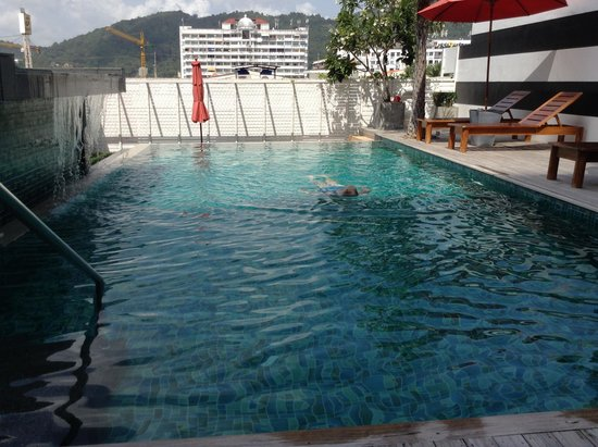 BYD Lofts Boutique Hotel & Serviced Apartments : Loved the pool