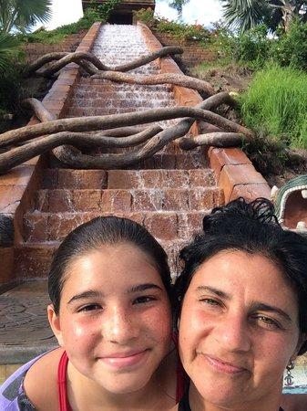 Disney's Coronado Springs Resort: Having fun