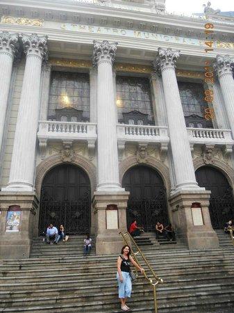 Theatro Municipal do Rio de Janeiro : Fantastico