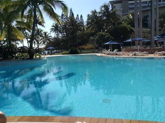 Le Meridien Noumea Resort & Spa: pool sode