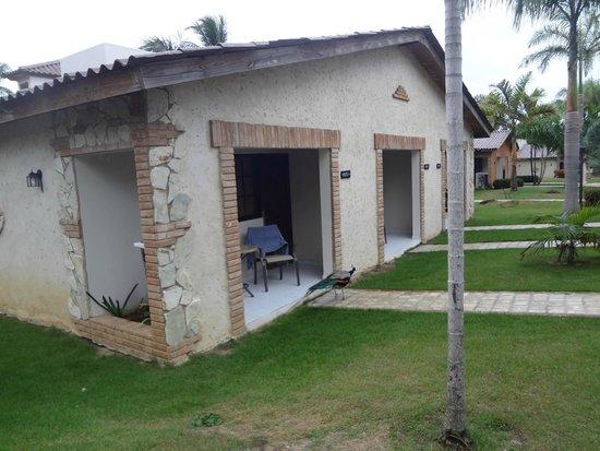 IFA Villas Bavaro Resort & Spa: São os chalés da vila Salcedo
