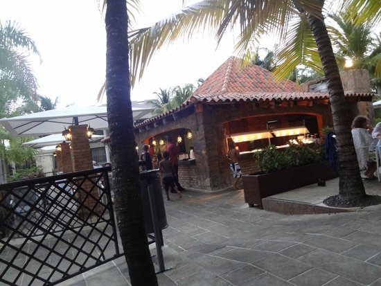 IFA Villas Bavaro Resort & Spa: Pizzaria e bar PiKalo