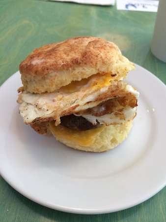 Scratch: Delicious biscuit.