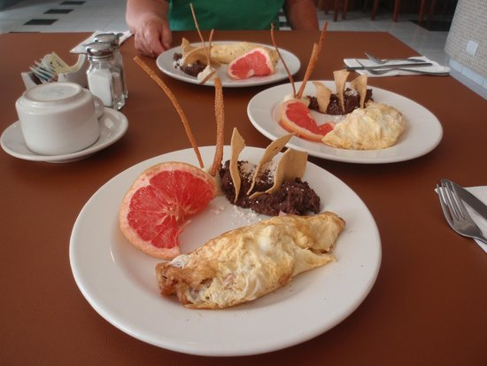 Hotel Maria del Carmen: Breakfast