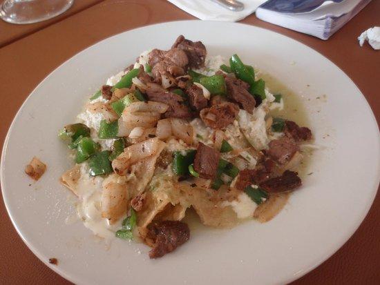 Hotel Maria del Carmen: Tasty