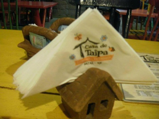 Casa de Taipa: Tapiocaria.