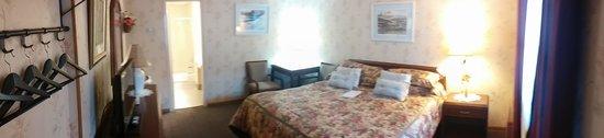 Fitzgeralds Motel: panarama