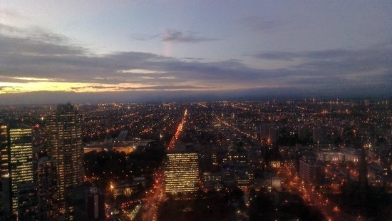 Sofitel Melbourne on Collins: View from 48th Floor