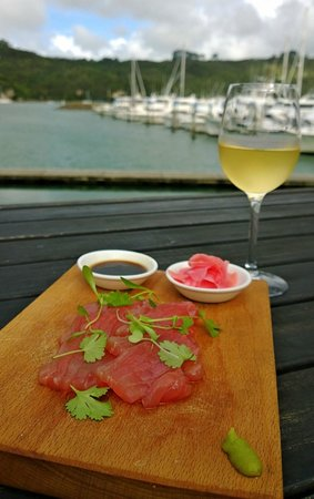 Salt Bar and Restaurant: Couldn't get much better than this!