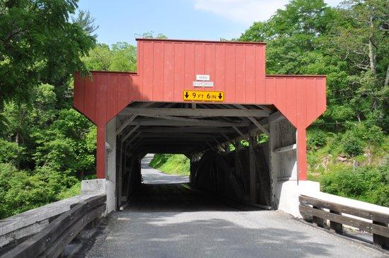Covered Bridge loop: Geiger's Bridge (1860)