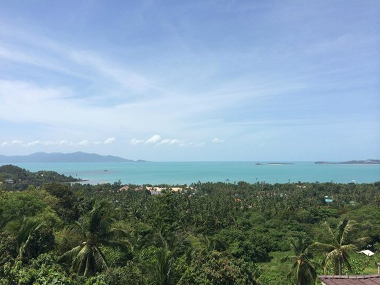 Mantra Samui Resort : View from our terrace!