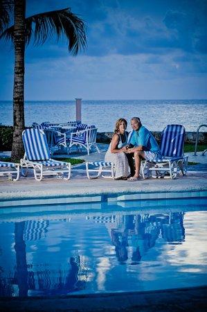 El Cozumeleno Beach Resort : Pool and beach