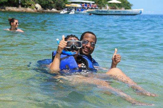 Vallarta Adventures - Las Caletas Beach Hideaway: snorkeling