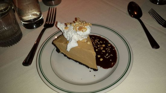 Joe's Seafood Prime Steak & Stone Crab: Peanut butter pie