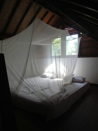 Wawa Wewe I Bungalows : The upper floor of the room