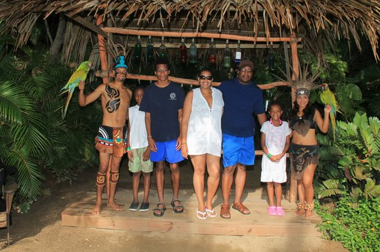 Vallarta Adventures - Las Caletas Beach Hideaway: welcome picture
