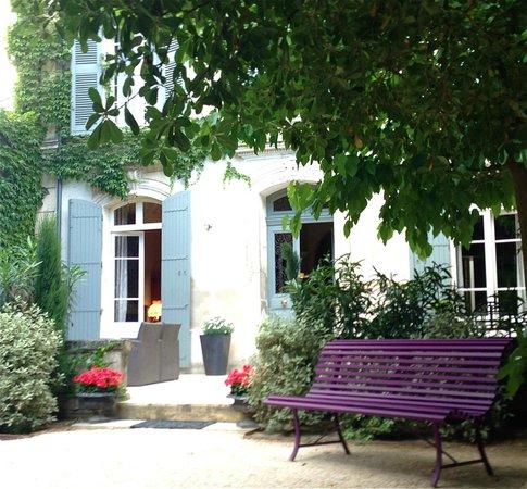 Villa de Margot : Villa Exterior