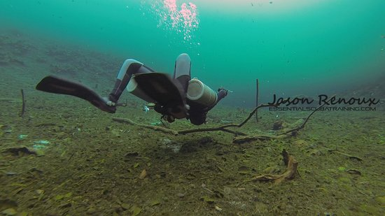 Essential Scuba Training: Seeing the world from another angle...defy gravity, become an elite scuba diver, join us.