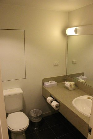Holiday Inn Melbourne Airport: Bathroom