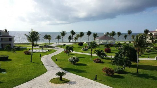 Moon Palace Cancun: From our balcony - Pellicano