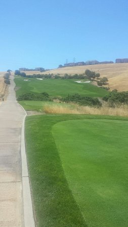 The Ranch Golf Club : Going up!