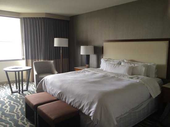 The Westin St. Francis San Francisco on Union Square: King Tower room