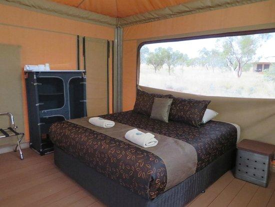 Karijini Eco Retreat : Deluxe Eco Tent