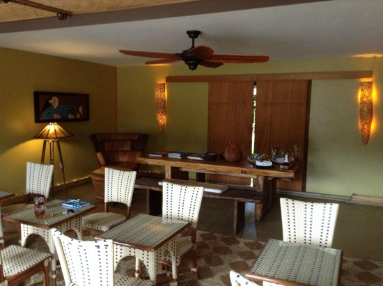 The Palmwood : Breakfast Pavilion