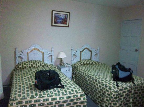 A Bedroom in the Hotel Esmeralda, Piura, Peru
