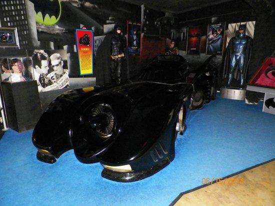 Hollywood Star Cars Museum : Batman