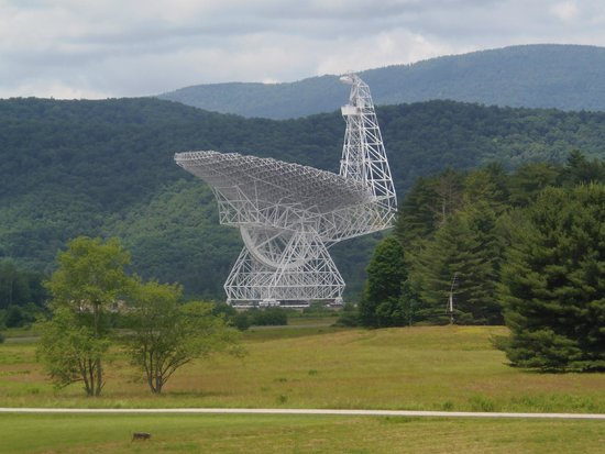 National Radio Astronomy Observatory: The Big Dish