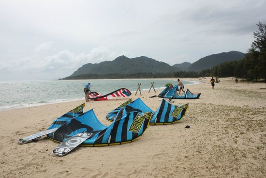Seabreeze Kite Club: Kite Beach!