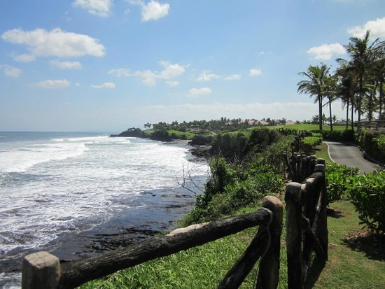 Nirwana Bali Golf Club: Great view