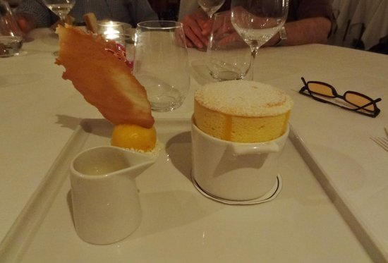 The Merrion Hotel : Truly the best dessert ever!