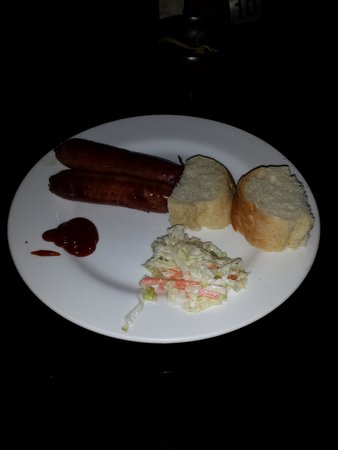 Mercure Nadi: Dinner