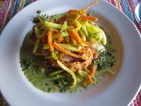 Posada Barrancas Mirador: And the food. Oh, the food.