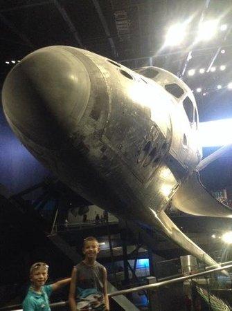 Kennedy Space Center Visitor Complex: atlantis