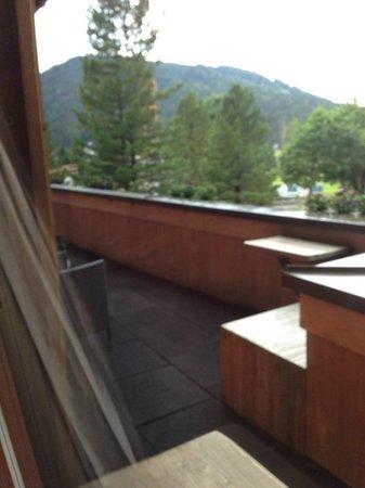 Hotel Princess Bergfrieden: balcony