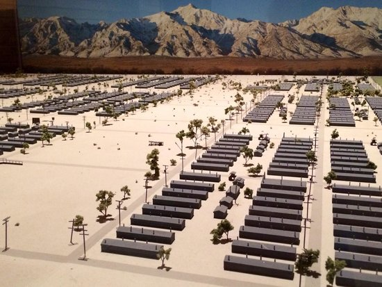 Manzanar Internment Camp & Relocation Center