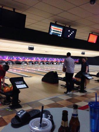 Bowlinghallar