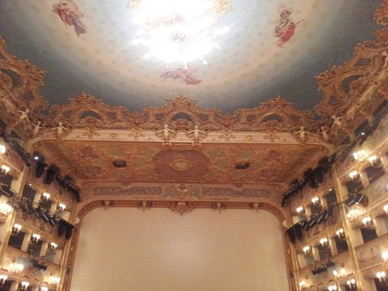 Teatro La Fenice : waw