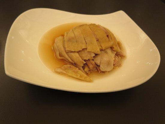 Din Tai Fung Pavilion KL: Drunken chicken