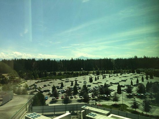 Tulalip Resort Casino : View from the room